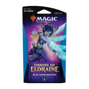 Throne of Eldraine Theme Booster - Blue - NM