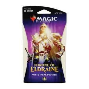 Throne of Eldraine Theme Booster - White - NM