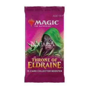 Throne of Eldraine Collector Booster - NM