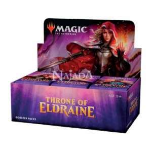 Throne of Eldraine Display - NM