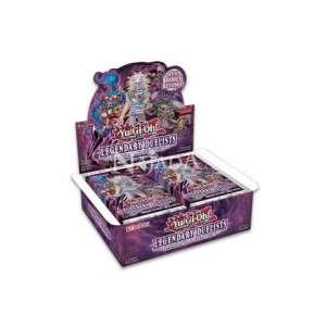 Legendary Duelists: Immortal Destiny Booster Box - NM