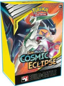 Pokémon - Sun & Moon Cosmic Eclipse Prerelease Pack - NM