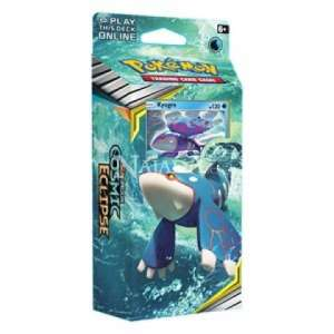 Pokémon - Sun & Moon Cosmic Eclipse Kyogre Theme Deck  - NM
