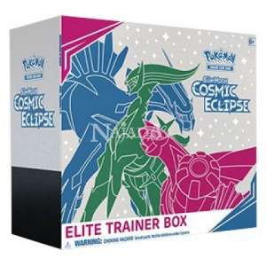 Pokémon - Sun & Moon Cosmic Eclipse Elite Trainer Box - NM