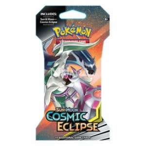 Pokémon - Sun & Moon Cosmic Eclipse Booster - NM