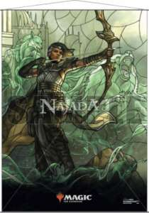 Wall Scroll - Stained Glass Vivien - NM