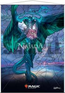 Wall Scroll - Stained Glass Ugin - NM