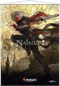 Wall Scroll - Stained Glass Sorin - NM