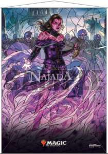Wall Scroll - Stained Glass Liliana - NM