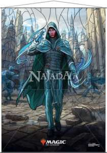 Wall Scroll - Stained Glass Jace - NM