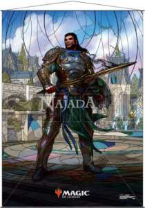 Wall Scroll - Stained Glass Gideon - NM