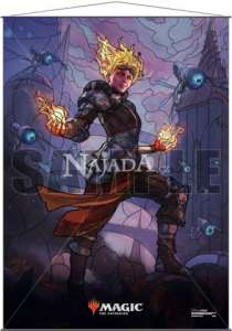 Wall Scroll - Stained Glass Chandra - NM