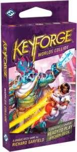 KeyForge: Worlds Collide Deck - NM