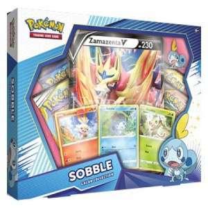 Pokémon - Galar Collection - Sobble (Zamazenta) - NM