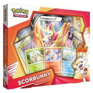 Pokémon - Galar Collection - Scorbunny (Zamazenta) - NM
