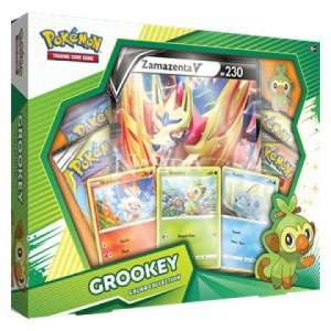 Pokémon - Galar Collection - Grookey (Zamazenta) - NM