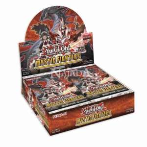 Mystic Fighters Booster Box - NM