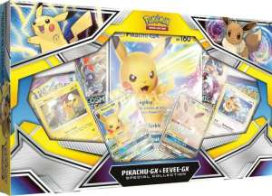 Pokémon - Pikachu-GX & Eevee-GX Special Collection - NM