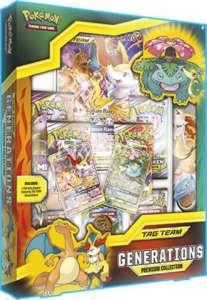 Pokémon - TAG Team Generations - Premium Collection - NM