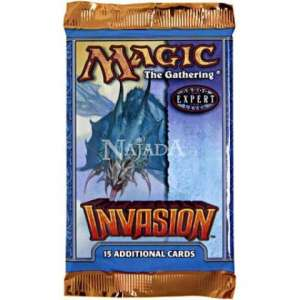 Invasion Booster - NM