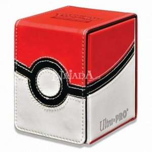 Ultra Pro Pokémon Alcove Flip Box - Poke Ball - NM
