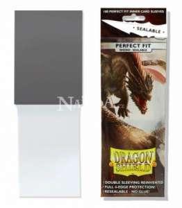 Dragon Shield smoke Perfect Size Sealable - NM