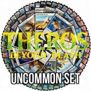 Theros Beyond Death Uncommon set - NM