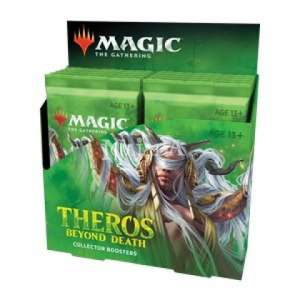 Theros beyond Death Collector Booster Box - NM