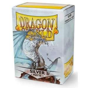 Dragon Shield 100ks - Matte Silver - NM