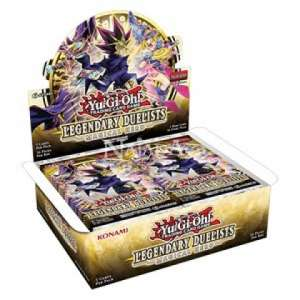 Legendary Duelists: Magical Hero Booster Box - NM