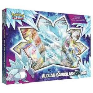 Pokémon - Alolan Sandslash-GX Box - NM
