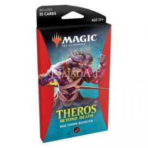Theros Beyond Death Theme Booster - Red - NM