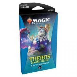 Theros Beyond Death Theme Booster - Blue - NM