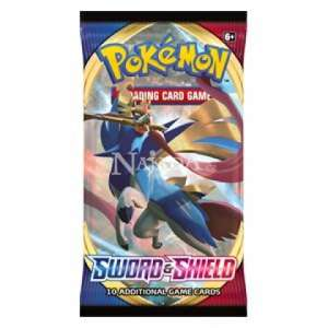 Pokémon - Sword & Shield Booster - NM
