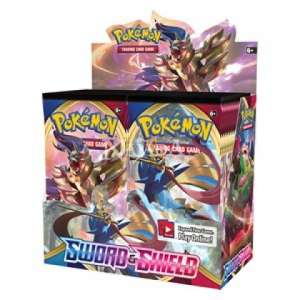 Pokémon - Sword & Shield Booster Box - NM
