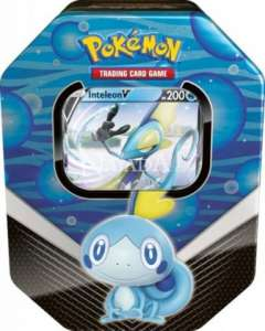 Pokémon - Galar Tin - Inteleon V - NM