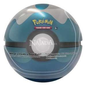 Pokémon - 2020 Pokéball Tin - Blue - NM