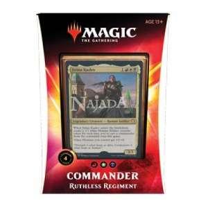 Commander Ikoria Ruthless Regiment - NM