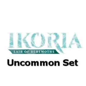 Ikoria: Lair of Behemoths Uncommon set - NM