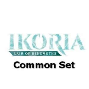Ikoria: Lair of Behemoths Common set - NM