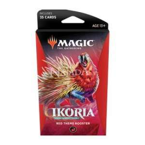 Ikoria: Lair of Behemoths Theme Booster - Red - NM