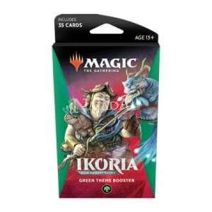 Ikoria: Lair of Behemoths Theme Booster - Green - NM