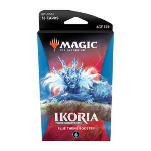 Ikoria: Lair of Behemoths Theme Booster - Blue - NM