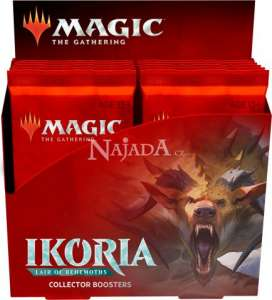 Ikoria: Lair of Behemoths Collector Booster Box - NM