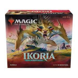 Ikoria: Lair of Behemoths Bundle - NM