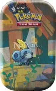 Pokémon - Galar Pals Mini Tin - Sobble & Rookidee - NM