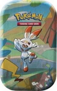 Pokémon - Galar Pals Mini Tin - Scorbunny & Pikachu - NM