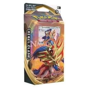 Pokémon - Sword & Shield Rebel Clash Zamazenta Theme Deck  - NM