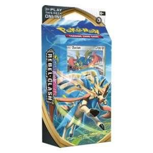 Pokémon - Sword & Shield Rebel Clash Zacian Theme Deck  - NM
