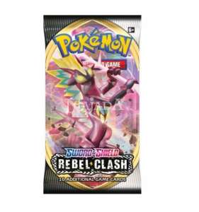 Pokémon - Sword & Shield Rebel Clash Booster - NM